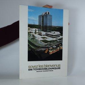 náhled knihy - Soyez les bienvenus en Tchecoslovaquie