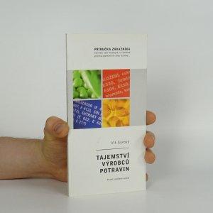 náhled knihy - Tajemství výrobců potravin : příručka zákazníka