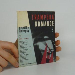 náhled knihy - Trampská romance 3. písničky do kapsy 31 zpěv a kytara