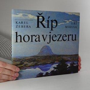 náhled knihy - Říp, hora v jezeru