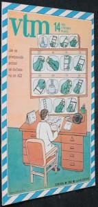 antikvární kniha Věda a technika mládeži 1983 - 24 částí, 1983