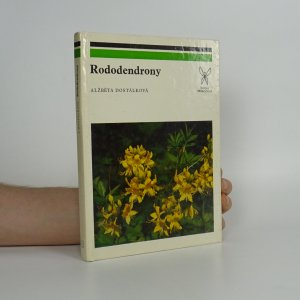 náhled knihy - Rododendrony