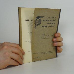 náhled knihy - Sbírka vzorců podání ve věcech patentových