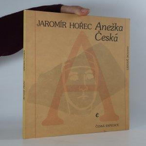náhled knihy - Anežka Česká -  verše 1987