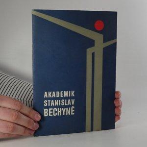 náhled knihy - Akademik Stanislav Bechyně