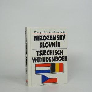 náhled knihy - Kapesní nizozemský slovník = Tsjechisch zakwoordenboek