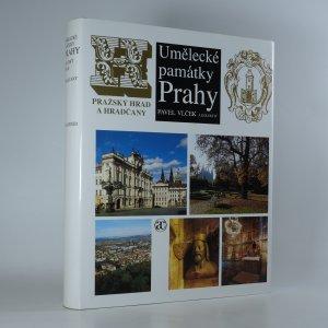 náhled knihy - Umělecké památky Prahy (Pražský hrad a Hradčany)