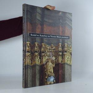 náhled knihy - Kostel sv. Kateřiny na Novém Městě pražském