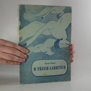 náhled knihy - O třech labutích