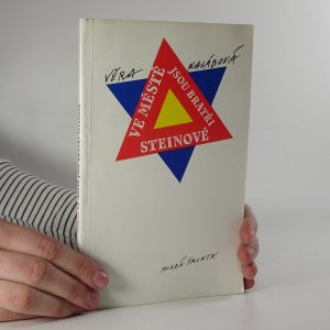 náhled knihy - Ve městě jsou bratři Steinové