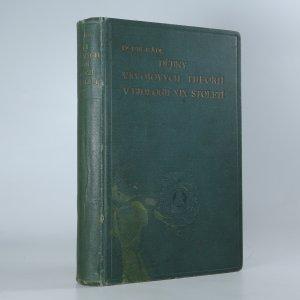 náhled knihy - Dějiny vývojových theorií v biologii XIX. století