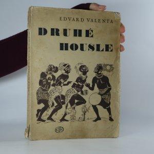 náhled knihy - Druhé housle