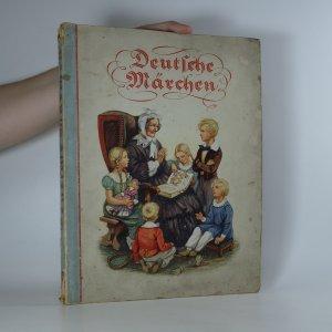 náhled knihy - Deutsche Märchen (1939)