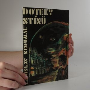 náhled knihy - doteky stínů