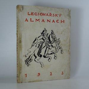 náhled knihy - Legionářský almanach