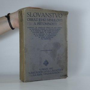 náhled knihy - Slovanstvo. Obraz jeho minulosti a přítomnosti