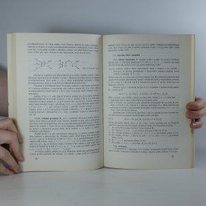 antikvární kniha Matematika pro vysoké školy technické (sešit č. XXXIV). Grafy, 1988