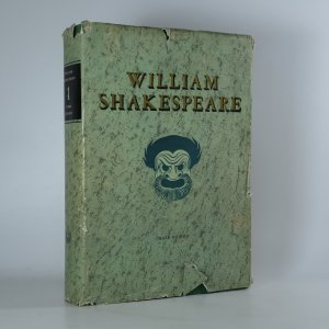 náhled knihy - William Shakespeare. Výbor z dramat I