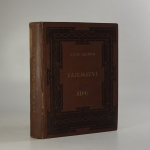 náhled knihy - Tajemství šípu