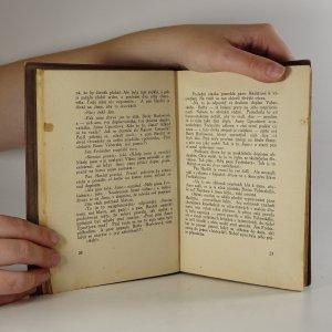 antikvární kniha Tajemství šípu, 1926