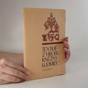 náhled knihy - Textilie z hrobu kněžny Ludmily. Abstrakta