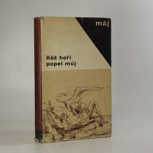 náhled knihy - Kéž hoří popel můj. Z poezie evropského baroka