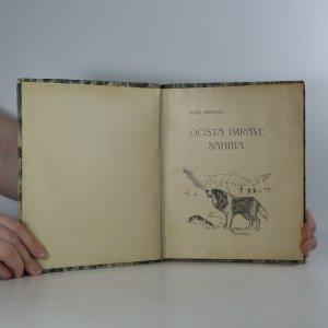 antikvární kniha Očista Imraye Sahiba, 1927