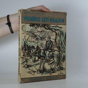 náhled knihy - Vichřice letí krajem