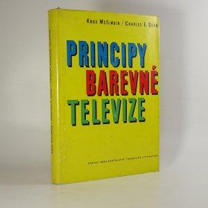 náhled knihy - Principy barevné televize