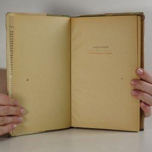 antikvární kniha Vyvolenci bohů, 1952