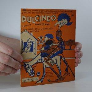 náhled knihy - Dulcineo, mám tě rád