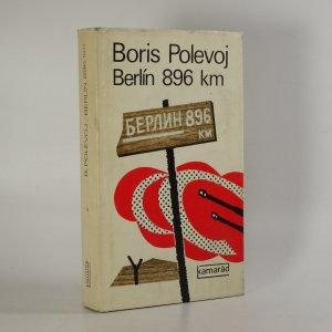 náhled knihy - Berlín 896 km