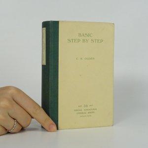 náhled knihy - Basic step by step