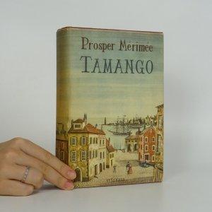 náhled knihy - Tamango