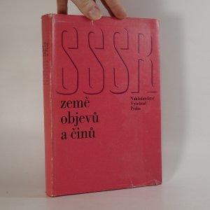 náhled knihy - SSSR. Země objevů a činů.