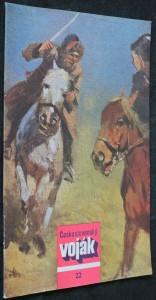 náhled knihy - Československý voják 1962 - 22