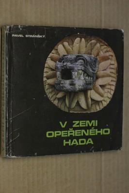 náhled knihy - V zemi Opeřeného hada