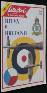 náhled knihy - Bitva o Británii : 1940-1990