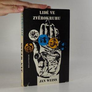 náhled knihy - Lidé ve zvěrokruhu (sbírka povídek, viz. poznámka)