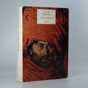 náhled knihy - Okouzlený satyr