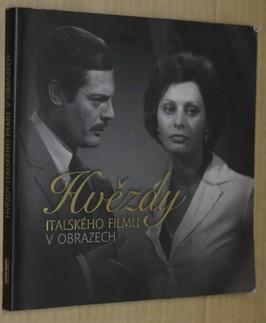 náhled knihy - Hvězdy italského filmu v obrazech