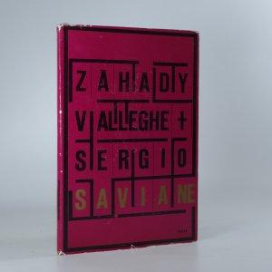 náhled knihy - Záhady v Alleghe