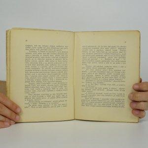 antikvární kniha Dva obrazy ze života starořímského, 1905