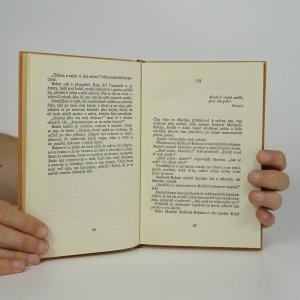 antikvární kniha Manifest mládí, 1950