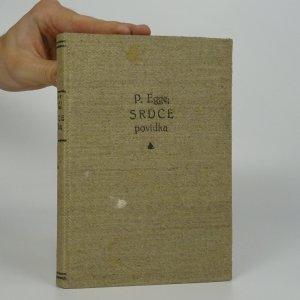 náhled knihy - Srdce. Povídka