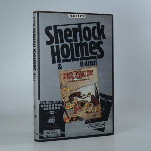náhled knihy - Sherlock Holmes a ti druzí