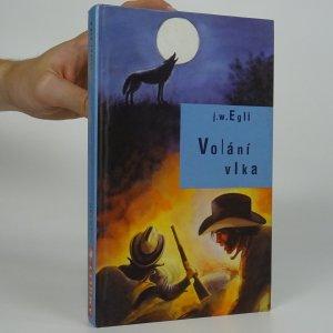 náhled knihy - Volání vlka