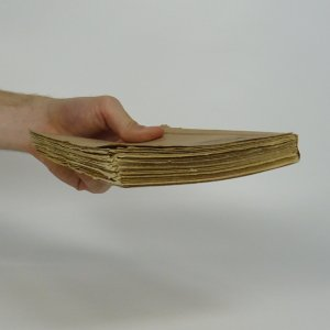 antikvární kniha Homo sum, neuveden