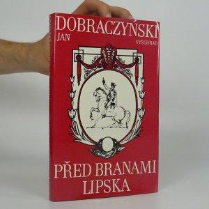 náhled knihy - Před branami Lipska