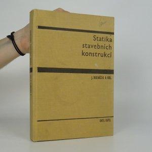 náhled knihy - Statika stavebních konstrukcí